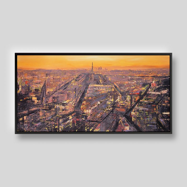 Parisian Metropolis