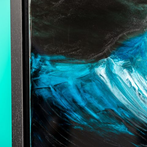 Rising Swell - Close-Up Image