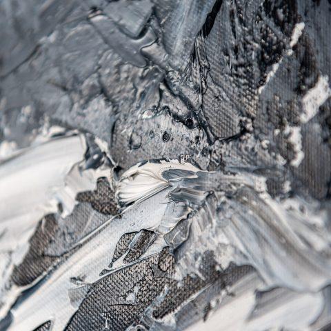 Singular Summit - Close-Up Photo