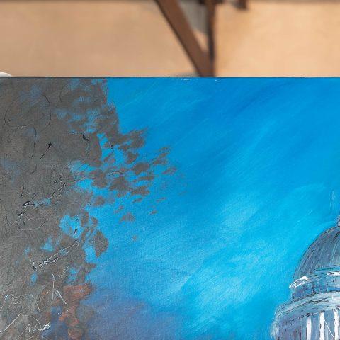 Kinetic St Pauls - Close-Up Photo