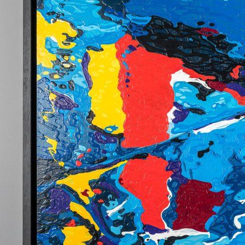 Colour Splash - Close-Up Photo