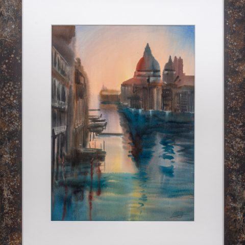 Venice Splendour - Framed Photo