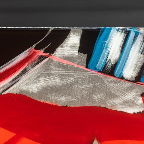 Ferrari Passion - An Original Motorsport Art Painting by Paul Kenton